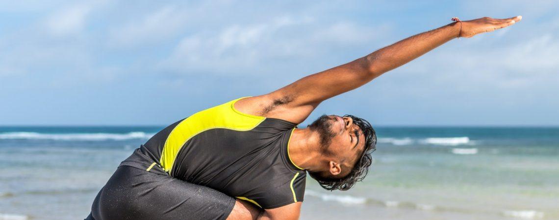 7 Manfaat Yoga untuk Pria