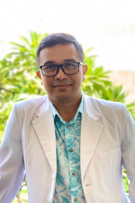 Dr. dr. I Putu Eka Widyadharma, M.Sc, Sp.N(K)Nyeri