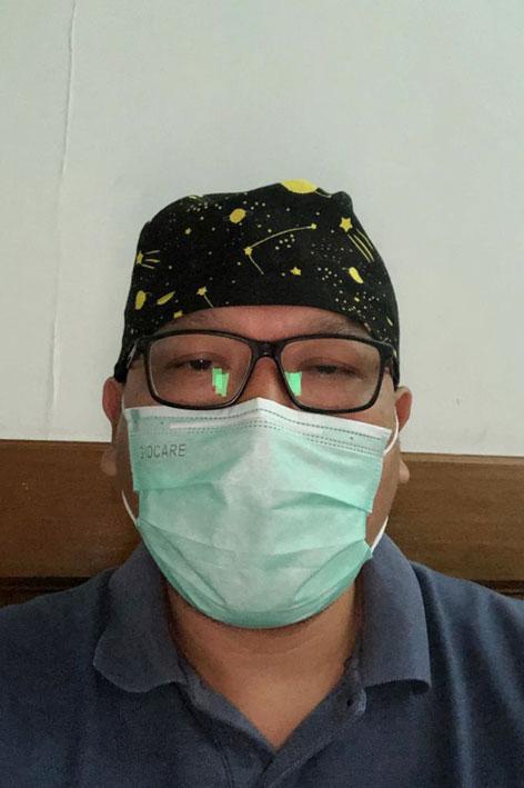 dr. Gede Budhi Setiawan,Sp.B (K) Onkologi