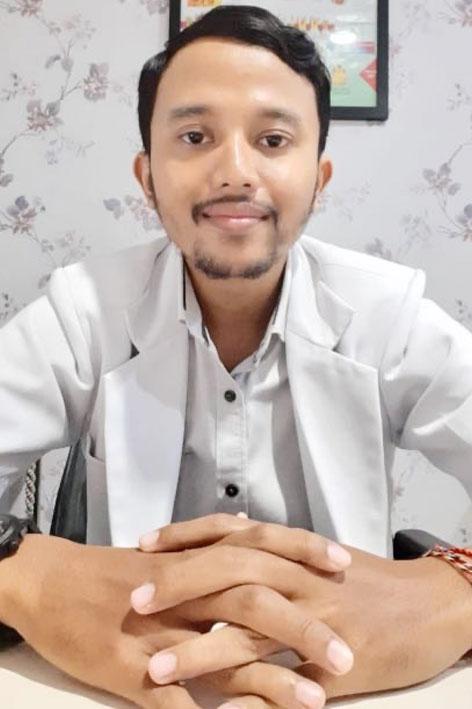 drg. I Putu Sandi Mandita, S.KG
