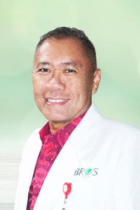 dr. Dudut Rustyadi, Sp.FM (K).SH
