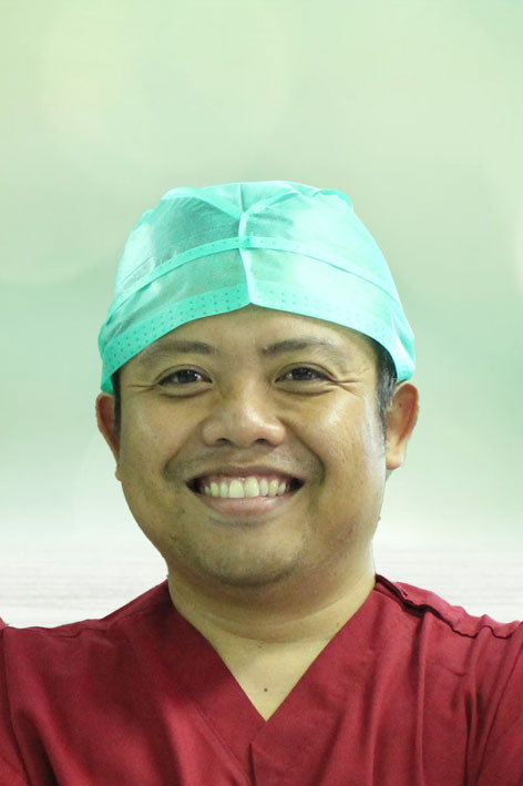 dr. Gede Eka Rusdi Antara,Sp.B(K) Digestive, MARS